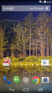 Launcher Google Now 3