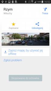 GoogleMaps offline